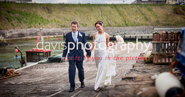 Alison & Gary Lissanoure Castle Wedding Photography