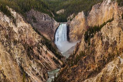 Lower Falls (Yellowstone NP)