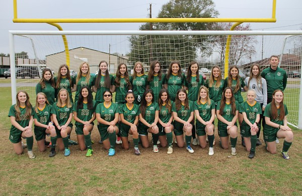 Girls Soccer (Group pics)