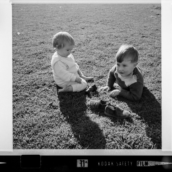 Allison & Anthony Holmes, 1966.