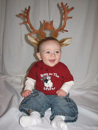 Brayden's First Christmas