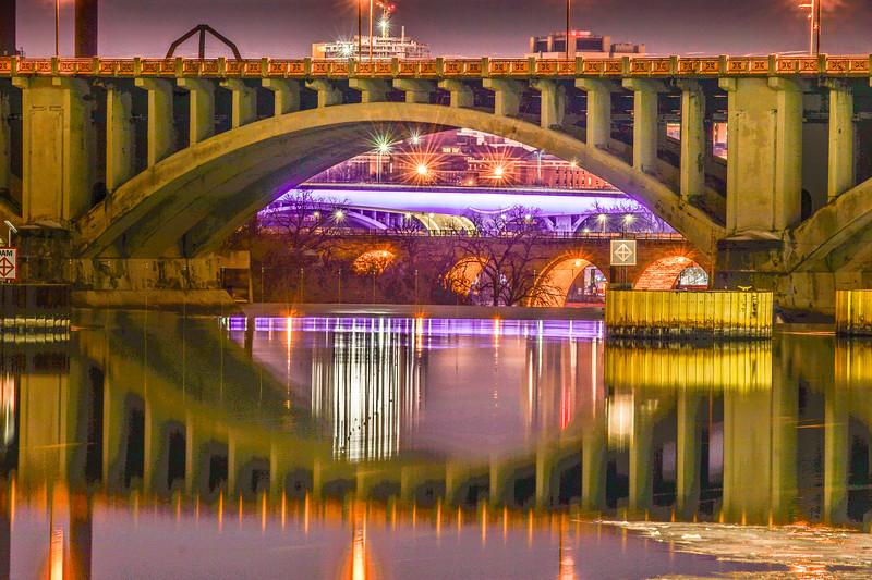 Tale of four Bridges