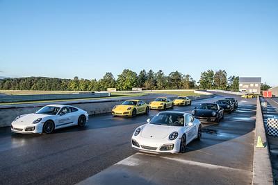 Porsche Canada Women's Precision Track Experience