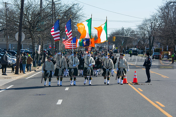 Bethpage St. Patricks Day Parade 03/05/2017