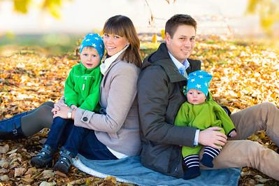 Familjen Wallin