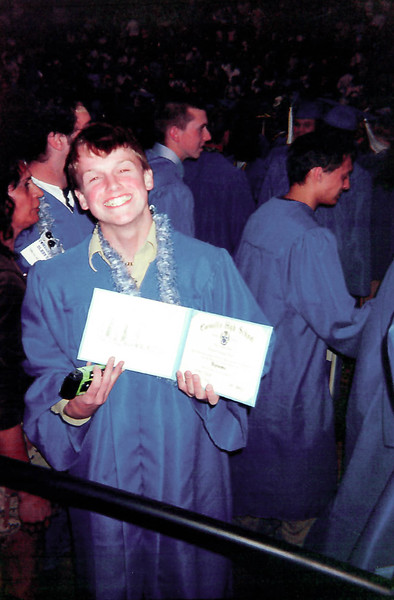 Ben Sehrer's Graduation 2005