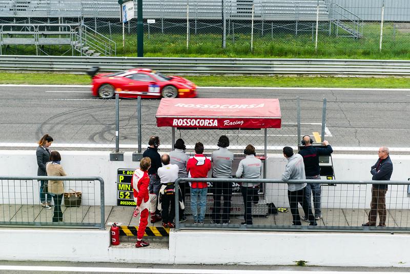 Ferrari Challenge 2016 - Monza