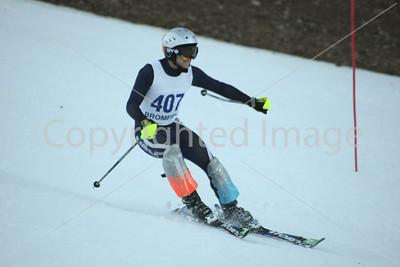 Ski Race 2-2-16