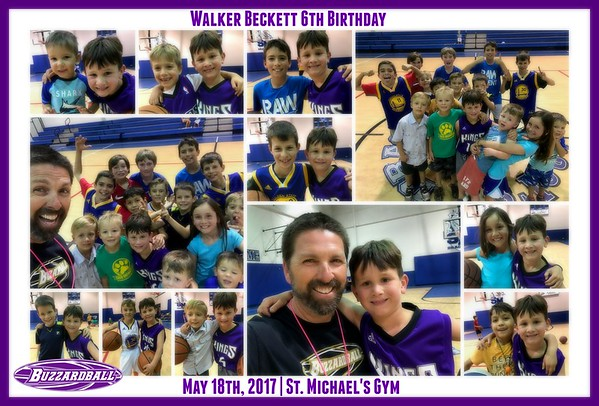 MAY 18TH, 2017 | Walker Beckett 6th Birthday