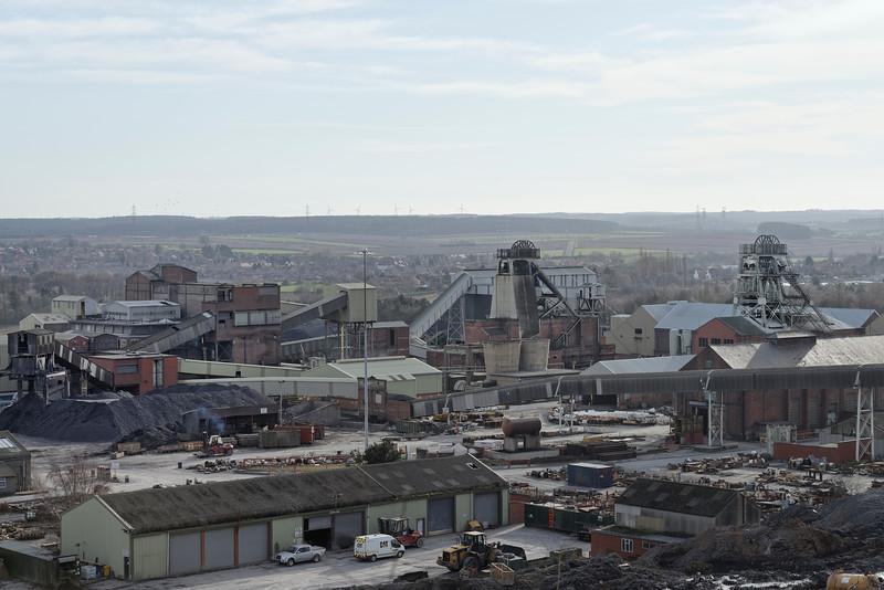 Thorseby Colliery, Nottinghamshire