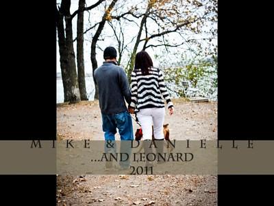 Mike & Danielle 2011