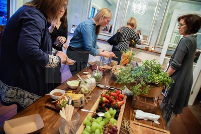 GREENPEAR Catering Workshop 4/27