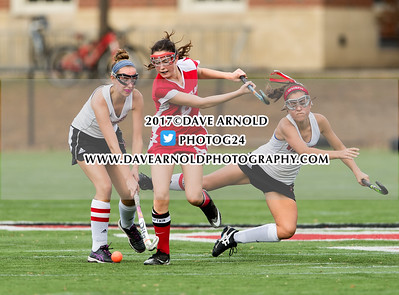 11/2/2017 - Varisty Field Hockey - MIAA D1 North R1 - Waltham vs Winchester