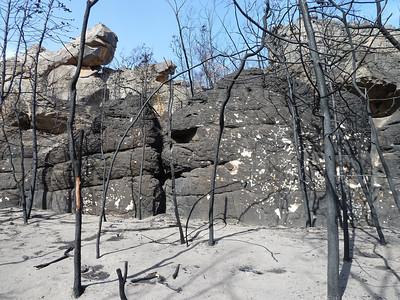 North Grampians Fires 2014