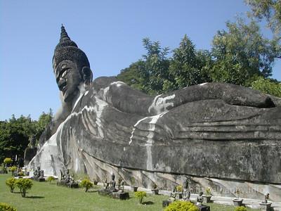 Buddha Park (Xieng Khuan) Laos