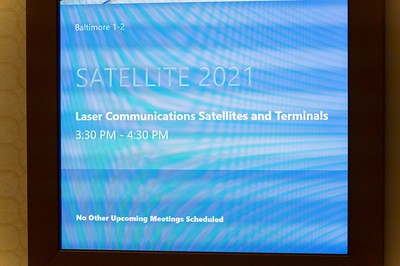 Laser Communications Satellites and Terminals