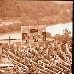 WVU vs Kentucky September '74