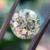 2.13ct Old European Cut Diamond , GIA Q/R VS2 10