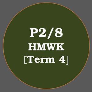 P2/8 HMWK T4