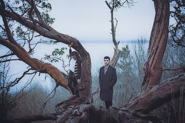 Spencer and Sequoia - Madrona