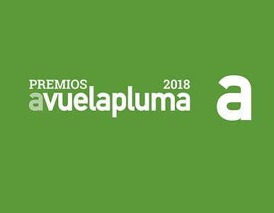 Premios Avuelapluma 2018