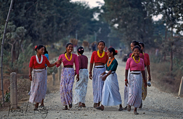 Adolescent Girls in Nepal - Between Tradition and Modernity