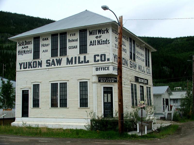 Dawson City, Yukon Territory