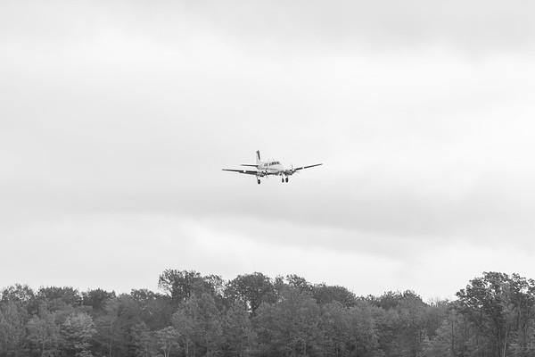 Fresh Air Aviations Beaver Island airplane