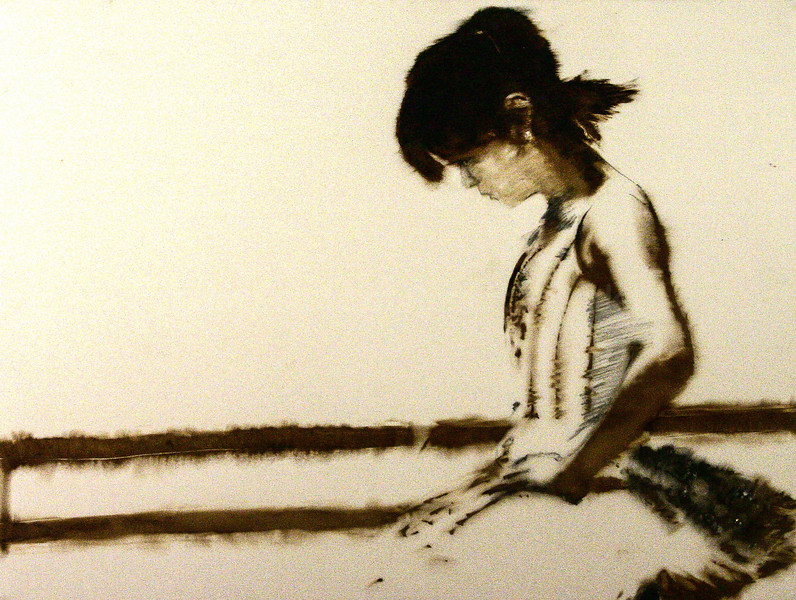 Miyako, Sepia and Black (2005)