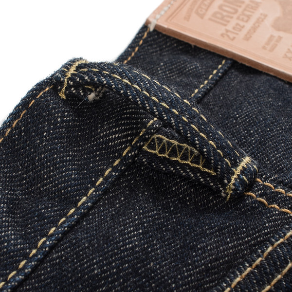 IH-461S - Indigo 21oz Selvedge Denim Boot Cut10.jpg