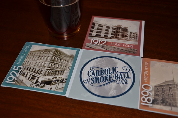 08-04-18 | Carbolic Smoke Ball @ Woolworth on 5th