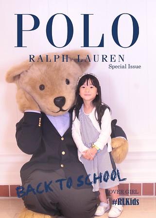 Ralph Lauren Childrenswear Event - 07 Sep 2019