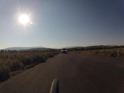2012-09 Yellowstone Road Bike Tour