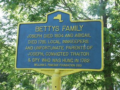 Joseph Battys ( Battis ) ( Bettys )