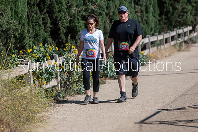 Cirque du Griffith Park - 1.5 mile marker
