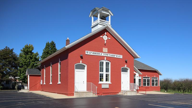 Bainbridge Township Hall