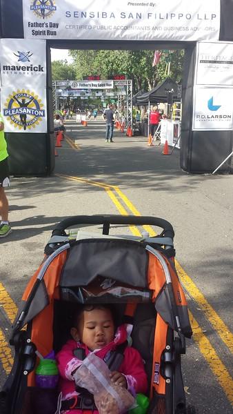 Father's Day Run/Walk 2014