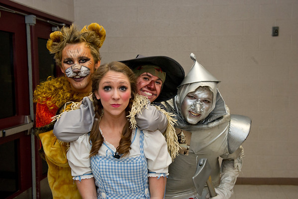 MHS Wizard of Oz Musical
