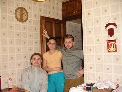 2005-12-03 Приезд Игоря Плескунова