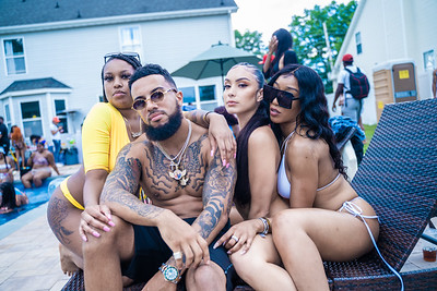 July 4 2021 Pool Party