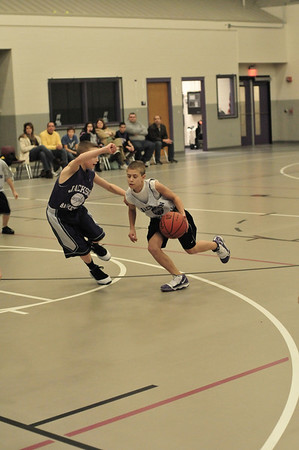 Varsity League Games 1/14/10