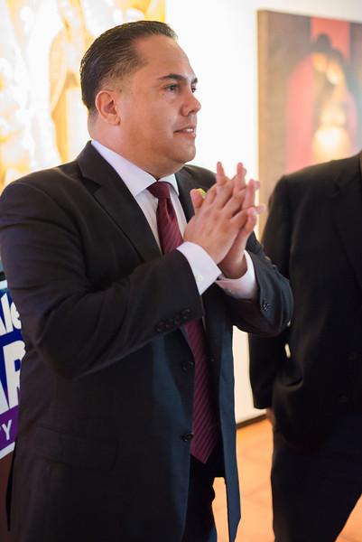 Alex Vargas Fundraiser 2013