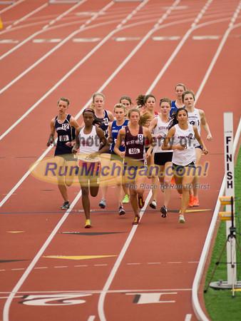 Mile Run Final Gallery 1- 2012 NAIA Indoor