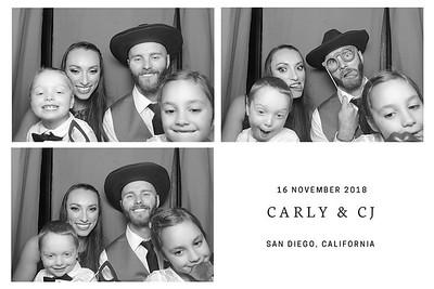 11.16.18 Carly & CJ