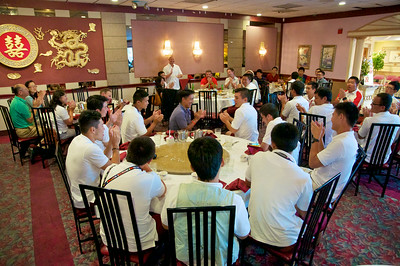 Team China Dinner with Denver Chinese Community
