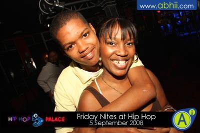 Hip Hop Palace - 5th September 2008