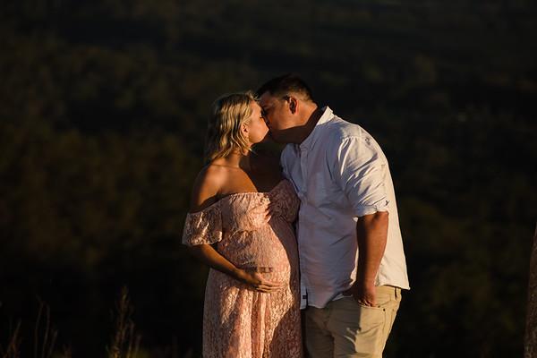 Rachael & Jeremy: Maternity session