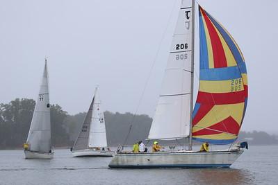 41st Annual Regatta 3-4 October 2015 - Barefoot Sailing Club