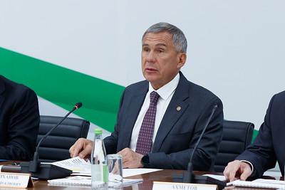 21.11.19 Заседание стратегической сессии Корпорации МСП (Владимир Васильев)