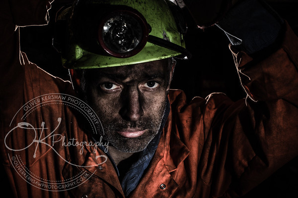 Photo Shoot Miner Movie